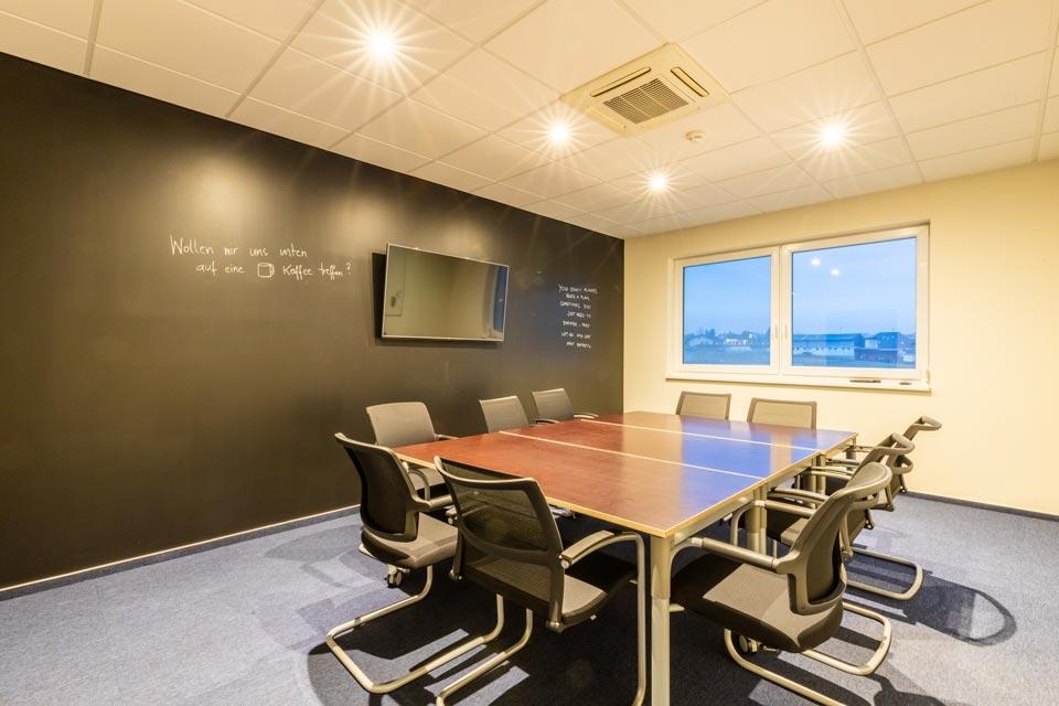 Meetings und Besprechungen